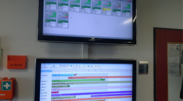 NT.NET VISIO – die intelligente Plantafel.