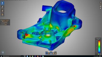 CAD Modelle auf interne Strömungen überprüfen.