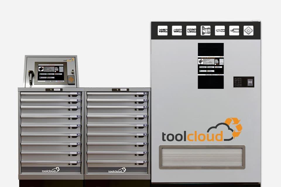 Werkzeugverwaltung von Ausgabesystemen.