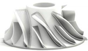 Die Maschinensimulation bietet eine CNC Simulation, eine Prüfung mit höchster Performance und unterstützt überdies komplexe Dreh- und Fräsmaschinen.
