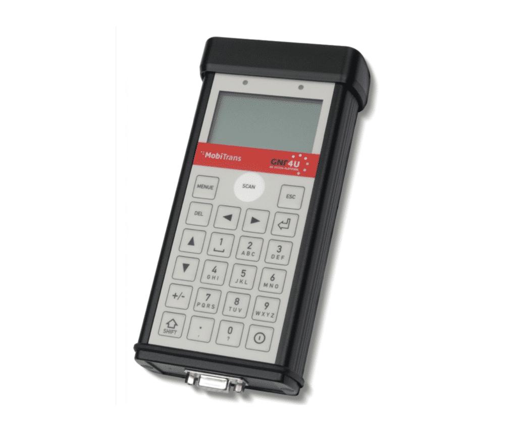 MobiTrans - Mobile BDE-Datenerfassung auf Knopfdruck.