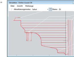 Das NumericNotes CAD-Modul zur einfachen Erstellung von Geometrien.