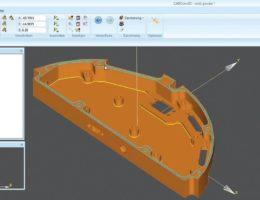 Mit dem CAD-Modul von NumericNotes einfach und schnell Elemten übernehmen.