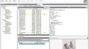 Alle fertigungsrelevanten Daten in einer Oberfläche mit PDV-Store.