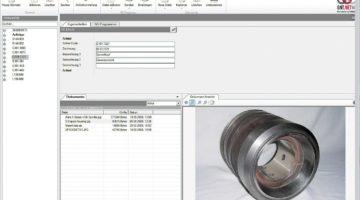 Produktionsdatenmanagement PDM System