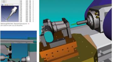 CAD/CAM System - CAM Programm