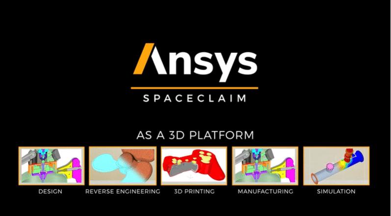 SpaceClaim - 3D Platform